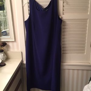 Jones New York Studio Separates purple dress